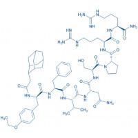 (1-Adamantaneacetyl,D-Tyr(Et),Val,Abu, Arg)-Vasopressin 1-Adamantaneacetyl-D-Tyr(Et)-Phe-Val-Asn-Abu-Pro-Arg-Arg-NH