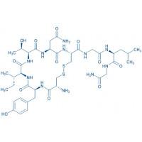 (Thr,Gly)-Oxytocin H-Cys-Tyr-Ile-Thr-Asn-Cys-Gly-Leu-Gly-NH(Disulfide bond)