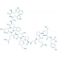 Mating Factor acetate salt H-Trp-His-Trp-Leu-Gln-Leu-Lys-Pro-Gly-Gln-Pro-Met-Tyr-OH acetate salt