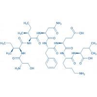 Ovalbumin (257-264) (chicken) acetate salt H-Ser-Ile-Ile-Asn-Phe-Glu-Lys-Leu-OH acetate salt