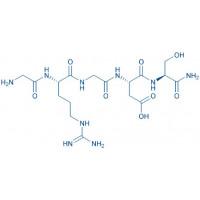 H-Gly-Arg-Gly-Asp-Ser-NH trifluoroacetate salt