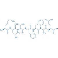 Amyloid -Protein (16-22) trifluoroacetate salt H-Lys-Leu-Val-Phe-Phe-Ala-Glu-OH trifluoroacetate salt