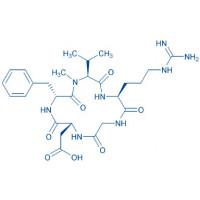 Cilengitide trifluoroacetate salt Cyclo(-Arg-Gly-Asp-D-Phe-N-Me-Val) trifluoroacetate salt