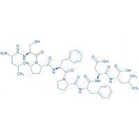 H-Leu-Ser-Pro-Phe-Pro-Phe-Asp-Leu-OH trifluoroacetate salt