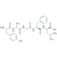 (D-Ala²,D-Leu⁵)-Enkephalin trifluoroacetate salt H-Tyr-D-Ala-Gly-Phe-D-Leu-OH trifluoroacetate salt