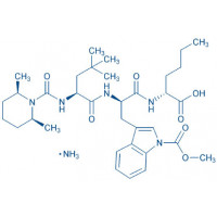 BQ-788 ammonium salt N-cis-2,6-Dimethylpiperidinocarbonyl--tBu-Ala-D-Trp(1-methoxycarbonyl)-D-Nle-OH ammonium salt