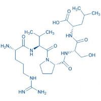 Ovotransferrin (328-332) trifluoroacetate salt H-Arg-Val-Pro-Ser-Leu-OH trifluoroacetate salt