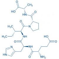Fibrinogen-Binding Peptide H-Glu-His-Ile-Pro-Ala-OH
