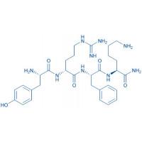 (D-Arg,Lys)-Dermorphin (1-4) amide trifluoroacetate salt H-Tyr-D-Arg-Phe-Lys-NH trifluoroacetate salt