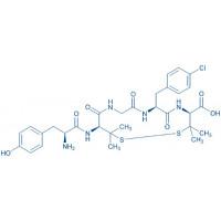 (D-Pen²,p-chloro-Phe⁴,D-Pen⁵)-Enkephalin H-Tyr-D-Pen-Gly-p-chloro-Phe-D-Pen-OH(Disulfide bond)