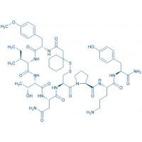 (d(CH₂)₅¹,Tyr(Me)²,Thr⁴,Orn⁸,Tyr-NH₂⁹)-Vasotocin trifluoroacetate salt β-Mercapto-β,β-cyclopentamethylene-propionyl-Tyr(Me)-Ile-Thr-Asn-Cys-Pro-Orn-Tyr-NH₂ trifluoroacetate salt(Disulfide bond)