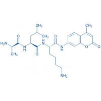 H-D-Ala-Leu-Lys-AMC hydrochloride salt
