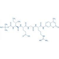 Boc-Ile-Glu-Gly-Arg-AMC acetate salt