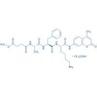 MeOSuc-Ala-Phe-Lys-AMC trifluoroacetate salt