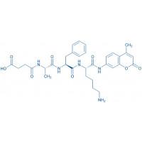 Suc-Ala-Phe-Lys-AMC acetate salt