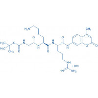 Boc-Gly-Lys-Arg-AMC HCl