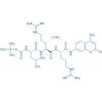 Boc-Leu-Arg-Arg-AMC · 2 HCl
