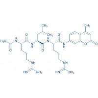 Ac-Arg-Leu-Arg-AMC trifluoroacetate salt