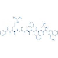 Bz-Arg-Gly-Phe-Phe-Leu-4MNA trifluoroacetate salt