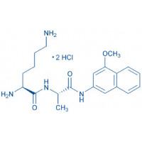 H-Lys-Ala-4MNA 2 HCl