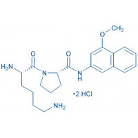 H-Lys-Pro-4MNA 2 HCl