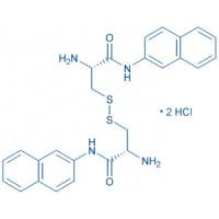 (H-Cys-βNA)₂ · 2 HCl(Disulfide bond)