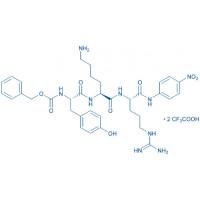 Z-Tyr-Lys-Arg-pNA · 2 TFA