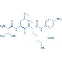 H-D-Val-Leu-Lys-pNA 2 HCl