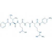 Bz-Ile-Glu-Gly-Arg-pNA acetate salt
