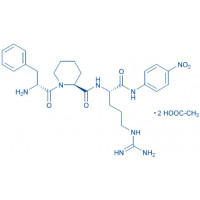 H-D-Phe-Homopro-Arg-pNA · 2 acetate