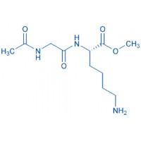 Ac-Gly-Lys-OMe acetate salt