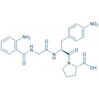 Abz-Gly-p-nitro-Phe-Pro-OH trifluoroacetate salt
