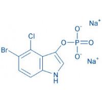 5-Bromo-4-chloro-1H-indol-3-yl phosphate · disodium salt