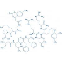 Mca-Gly-Lys-Pro-Ile-Leu-Phe-Phe-Arg-Leu-Lys(Dnp)-D-Arg-NH trifluoroacetate salt