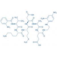 Abz-Amyloid /A4 Protein Precursor (669-674)-EDDnp trifluoroacetate salt Abz-Val-Lys-Met-Asp-Ala-Glu-EDDnp trifluoroacetate salt