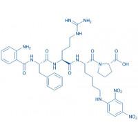 Abz-Phe-Arg-Lys(Dnp)-Pro-OH hydrochloride salt