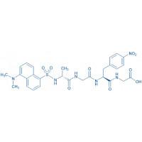 Dansyl-D-Ala-Gly-4-nitro-Phe-Gly-OH trifluoroacetate salt