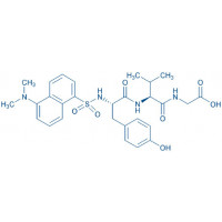 Dansyl-Tyr-Val-Gly-OH trifluoroacetate salt