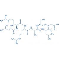 Kemptide acetate salt H-Leu-Arg-Arg-Ala-Ser-Leu-Gly-OH acetate salt