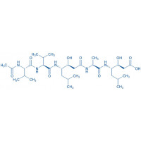 Acetyl-Pepstatin Ac-Val-Val-Sta-Ala-Sta-OH