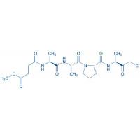 MeOSuc-Ala-Ala-Pro-Ala-chloromethylketone