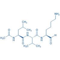 Ac-Leu-Val-Lys-aldehyde
