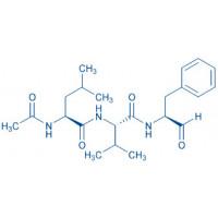 Ac-Leu-Val-Phe-aldehyde