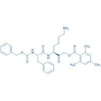 Z-Phe-Lys-2,4,6-trimethylbenzoyloxy-methylketone trifluoroacetate salt