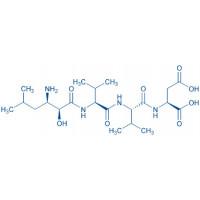Amastatin HCl [(2S,3R)-3-Amino-2-hydroxy-5-methylhexanoyl]-Val-Val-Asp-OH