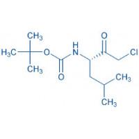 Boc-Leu-chloromethylketone