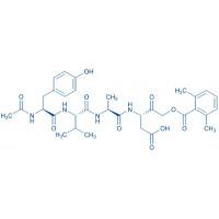 Ac-Tyr-Val-Ala-Asp-2,6-dimethylbenzoyloxymethylketone