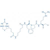 Biotinyl-ε-aminocaproyl-D-Phe-Pro-Arg-chloromethylketone