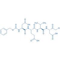 Z-Asp-Glu-Val-Asp-chloromethylketone