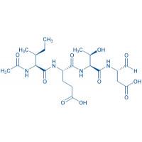Ac-Ile-Glu-Thr-Asp-aldehyde (pseudo acid)